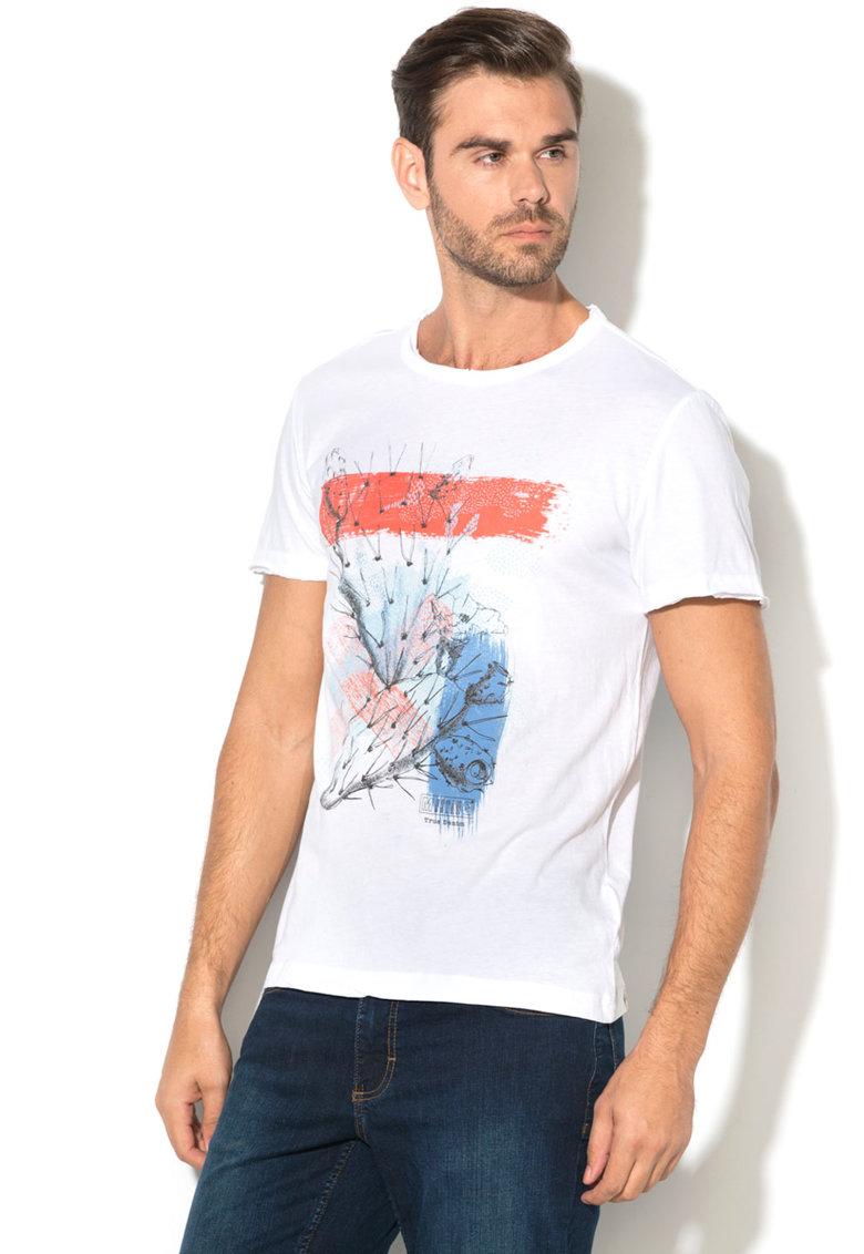 Tricou cu imprimeu grafic Cactus