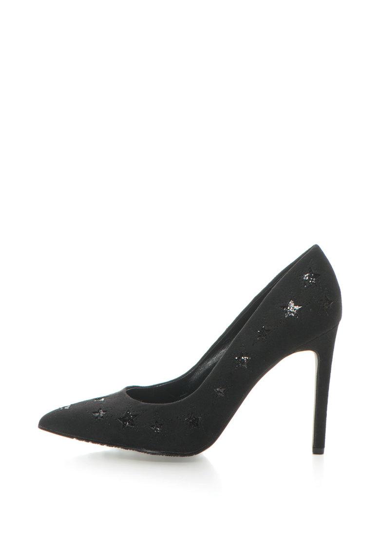 Pantofi stiletto cu varf ascutit de la Francesco Milano