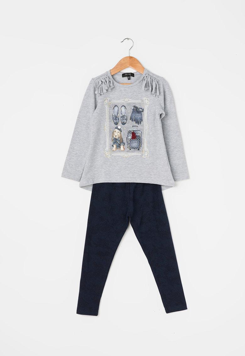 Zee Lane Kids Set de bluza si pantaloni