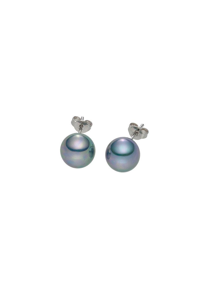 Zee Lane Cercei cu tija si perle organice