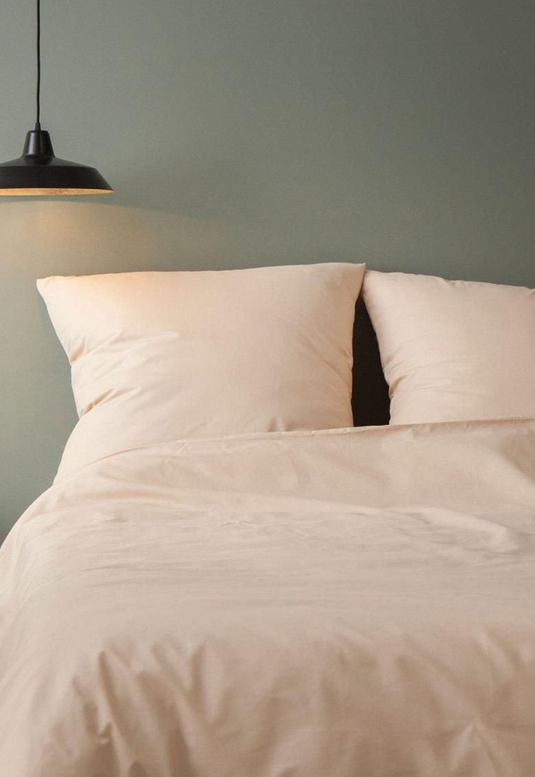 Set de pat din bumbac ranforce de la Leunelle