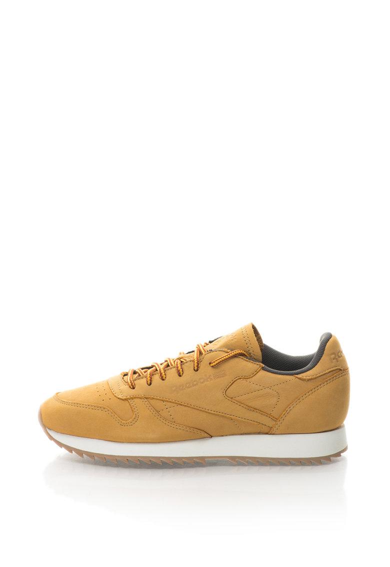 Pantofi sport de piele Ripple de la Reebok Classics – BS5204