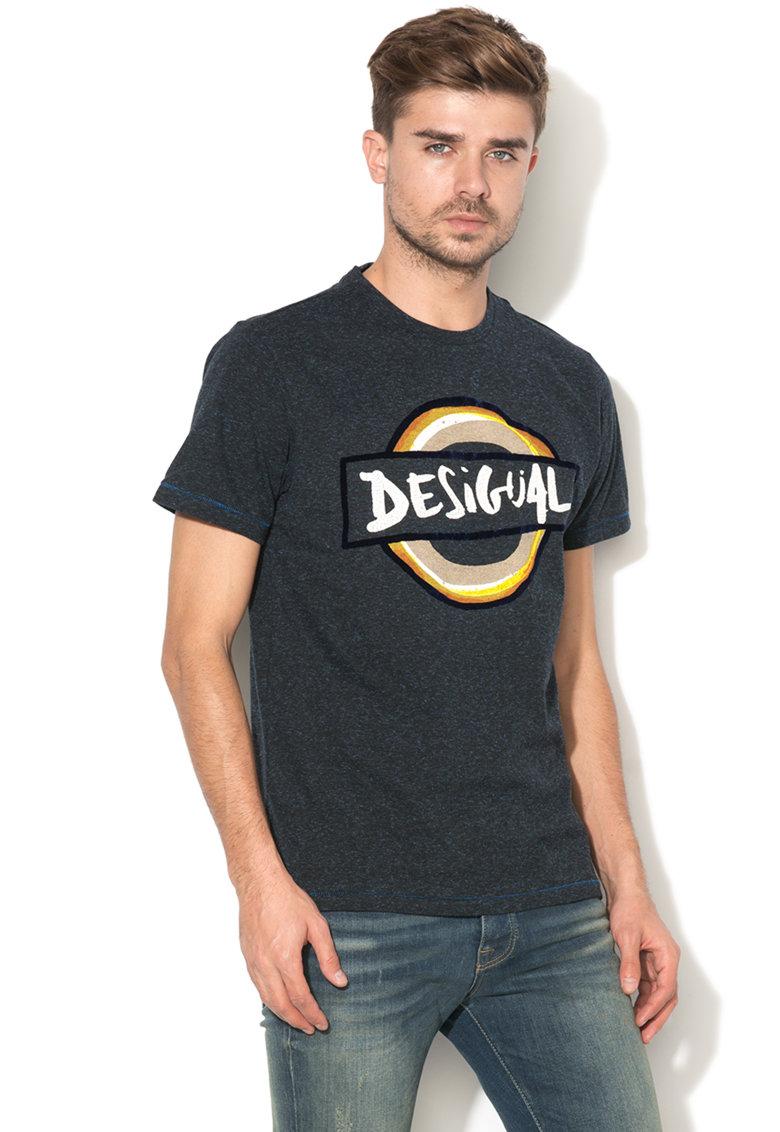DESIGUAL Tricou cu imprimeu logo Lolo