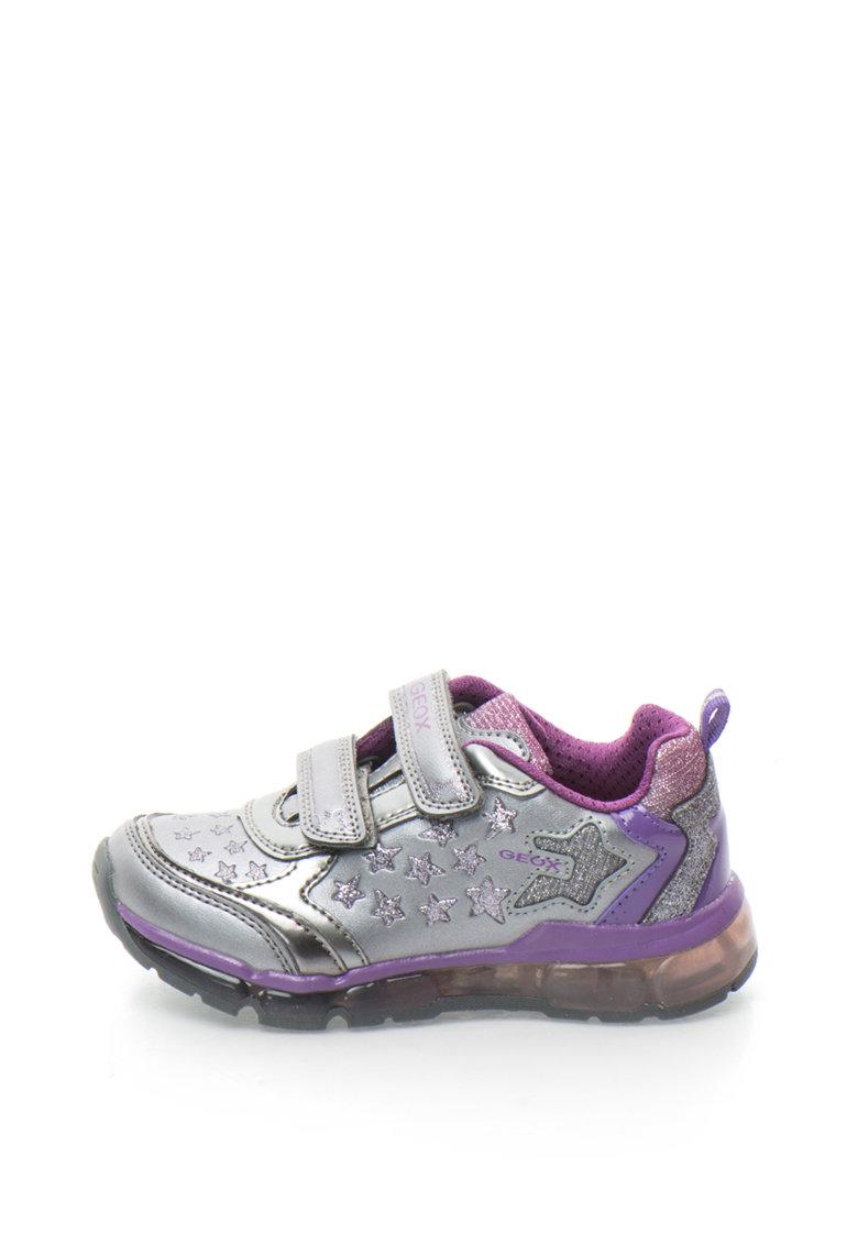 Geox Pantofi sport cu LED Android