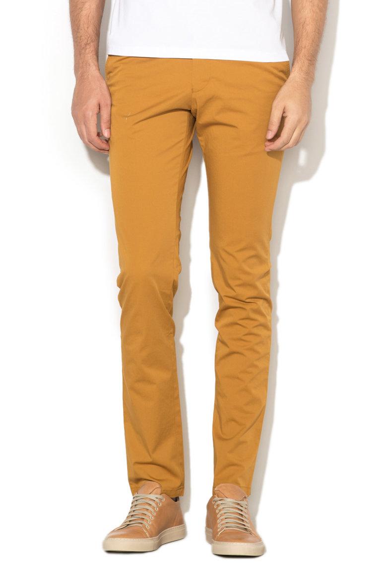 Pantaloni Chino Serge