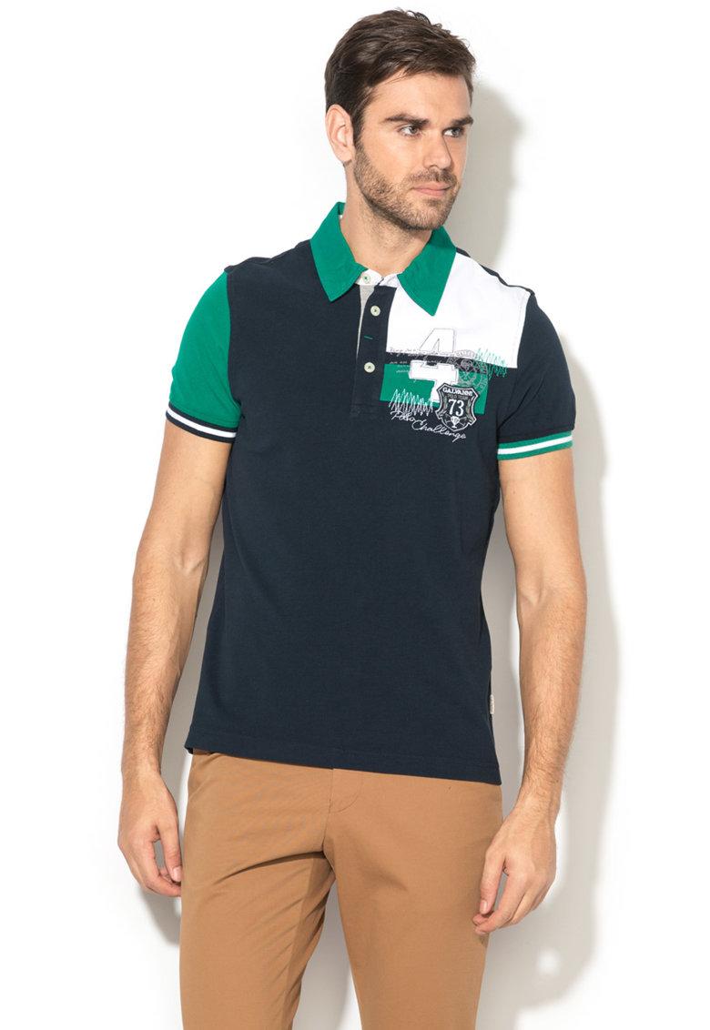 Tricou Polo Cu Logo Ooft