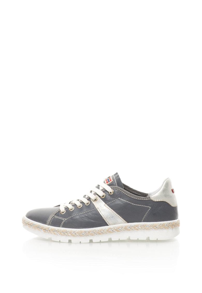 Napapijri Pantofi sport cu garnituri contrastante Lykke
