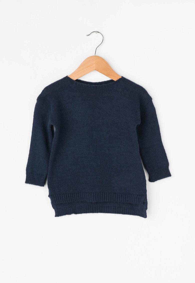 Pulover tricotat fin