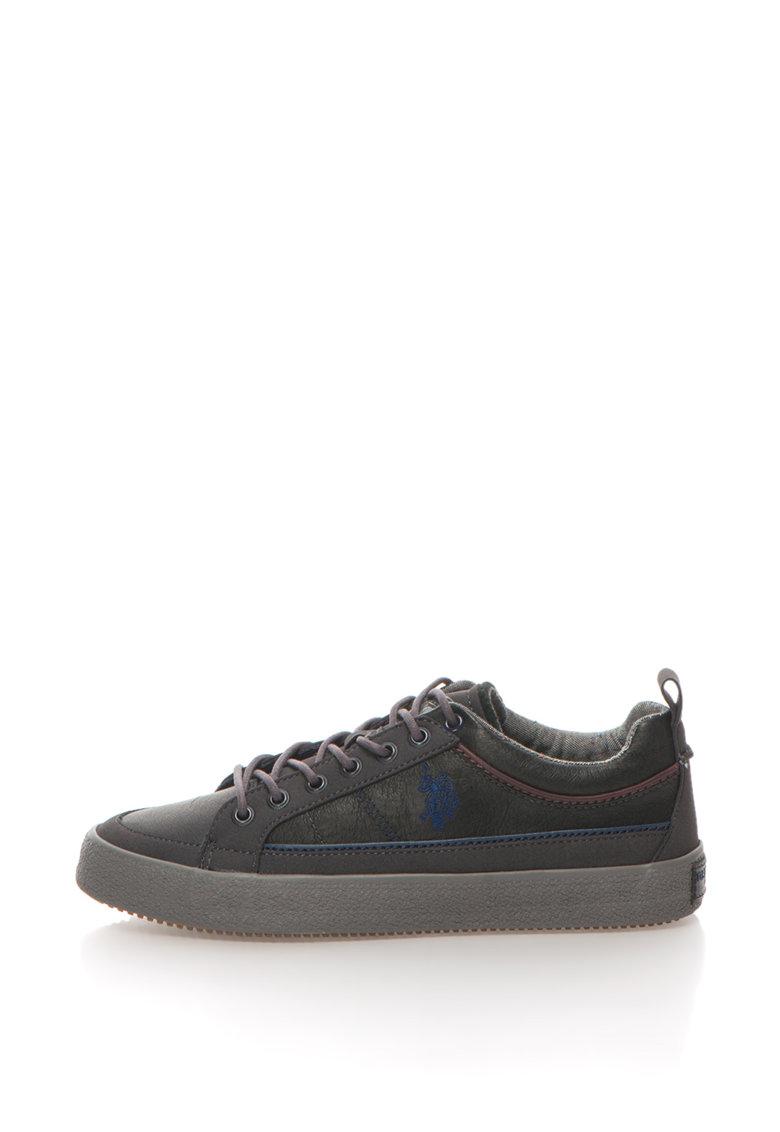 Pantofi sport cu insertii de piele intoarsa Stephen