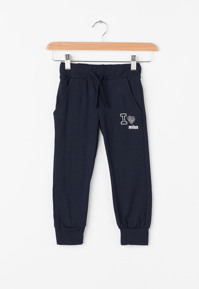 Pantaloni jogger cu snur de la Zee Lane Kids