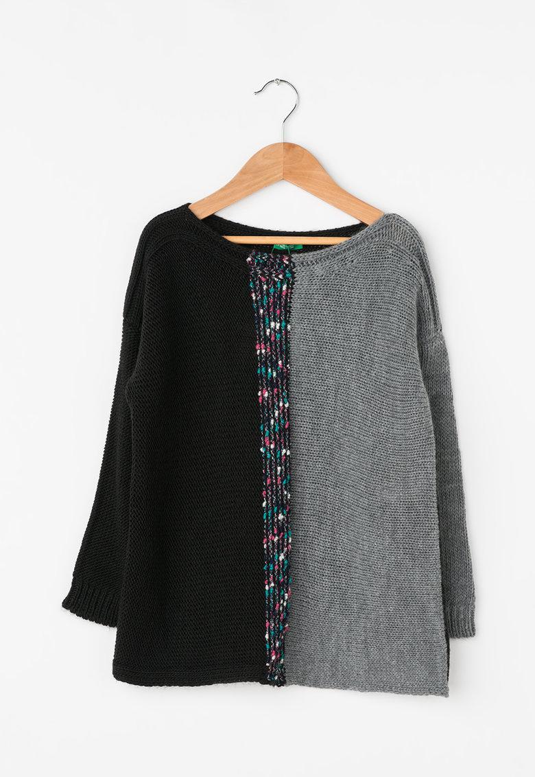 Pulover tricotat de la United Colors of Benetton