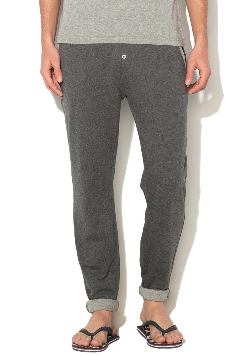 ESPRIT Bodywear Pantaloni sport de casa cu terminatii rasucite