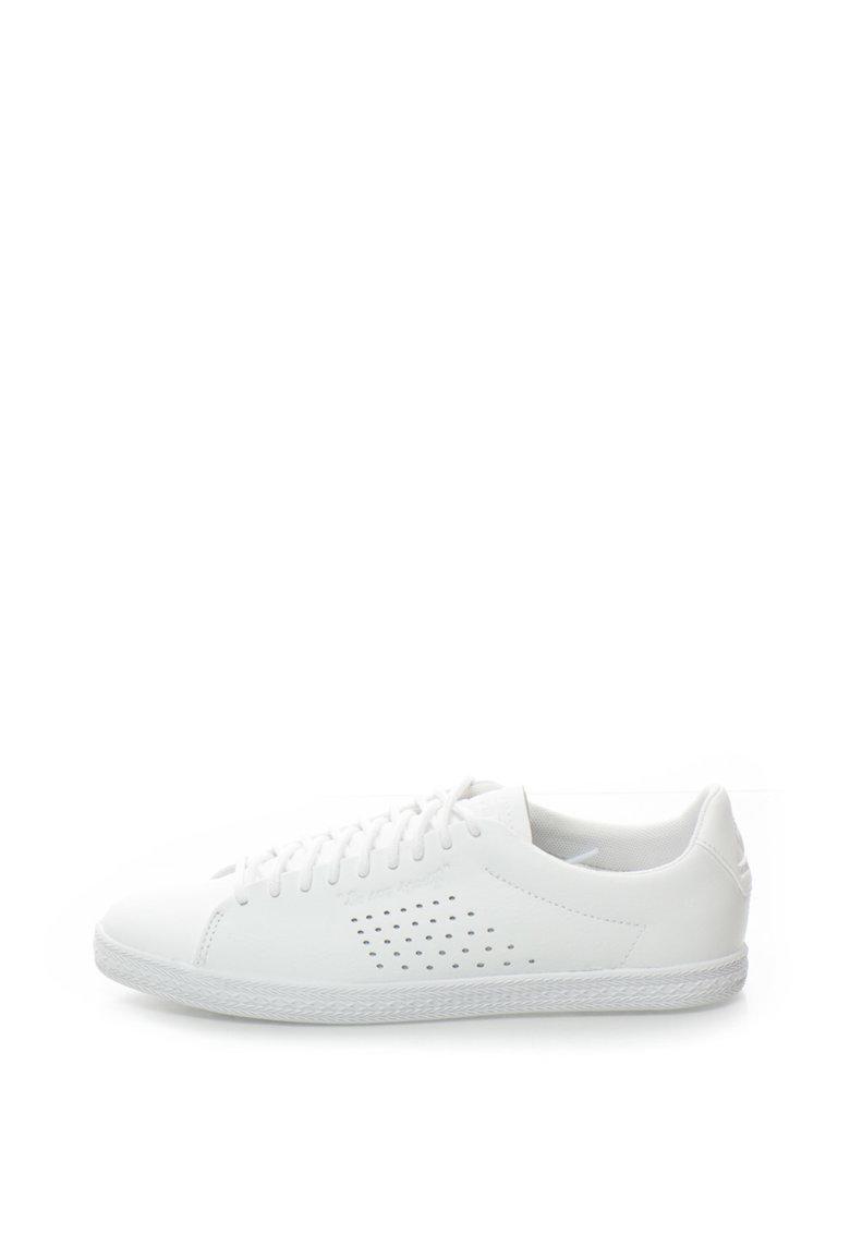 Le Coq Sportif Pantofi sport cu insertii de piele Charline