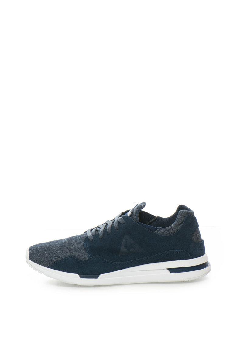 Le Coq Sportif Pantofi sport cu garnituri de piele intoarsa R Purse