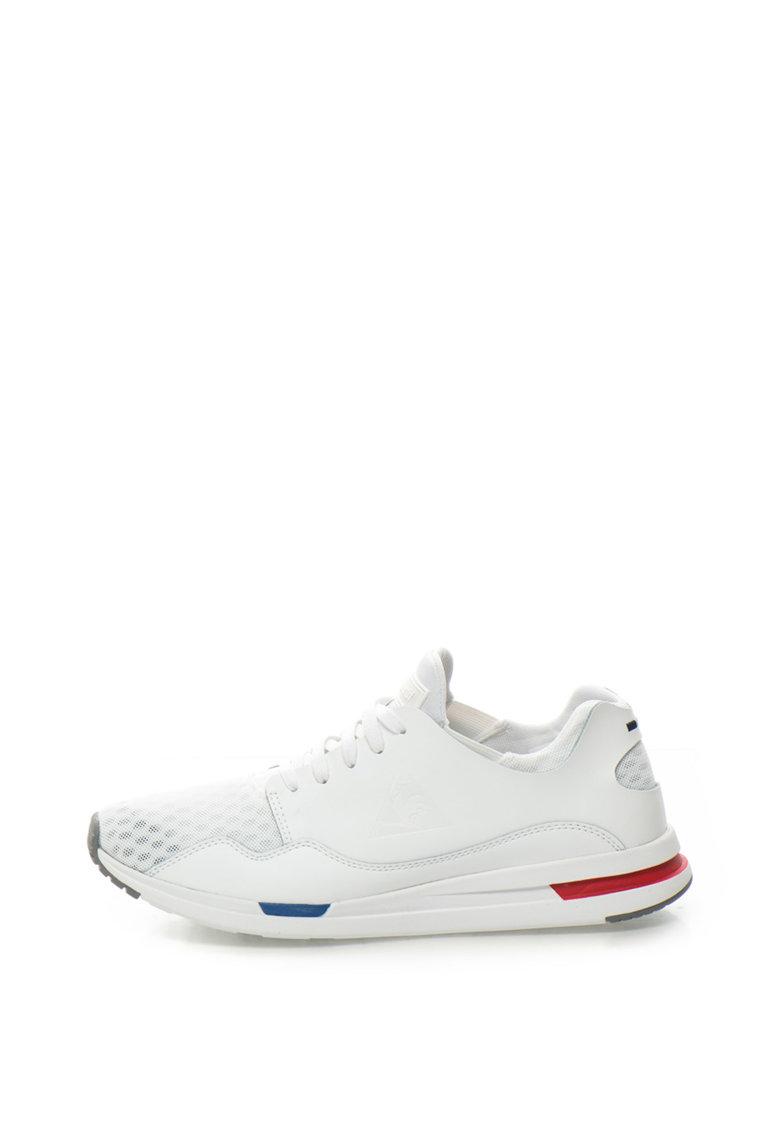 Le Coq Sportif Pantofi sport cu insertiii de piele si plasa Lcs R Pure