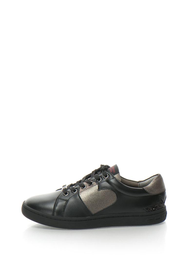 Pantofi sport cu decupaj in forma de inima Andromeda