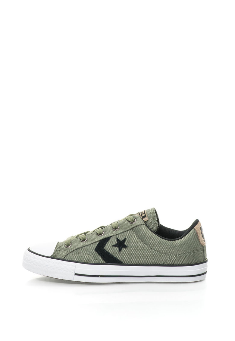 Pantofi sport cu aplicatie cu stea de la Converse