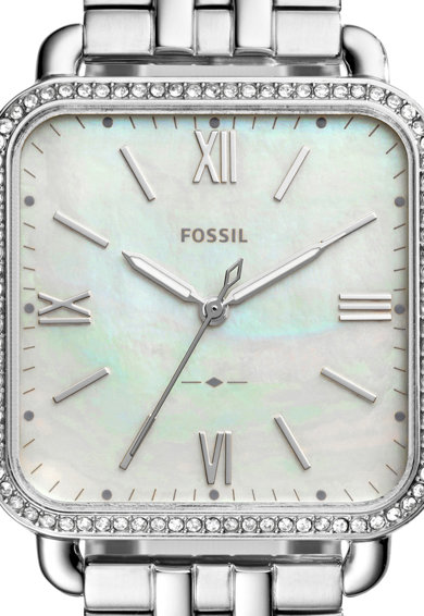 Fossil Ceas cu cadran nother of pearl Micah Femei