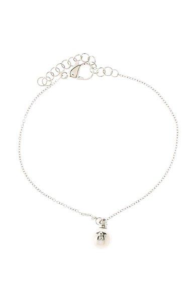 Bratara argintie cu perla de la Morellato
