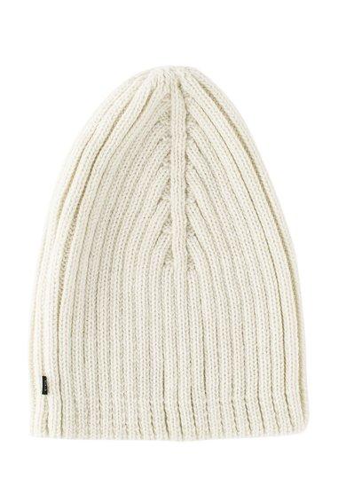 Big Star Caciula alb murdar tricotata