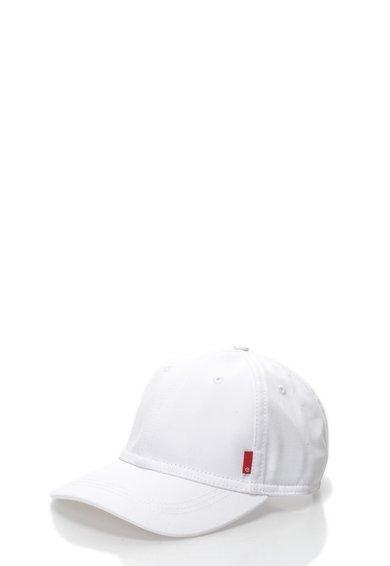 FashionDays.ro: Sapca ajustabila alba cu logo Levis
