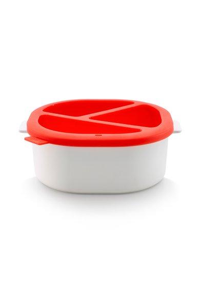 Set pentru fondue de ciocolata la microunde – 6 piese de la Lekue