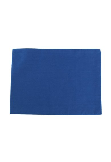 Leunelle Cearsaf albastru inchis cu protectie antibacteriana