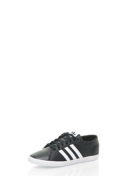 Pantofi casual negri Adria PS