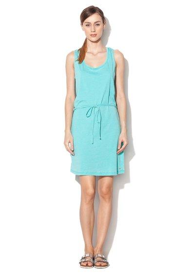 Rochie turcoaz pentru plaja Hamptons de la Esprit Bodywear