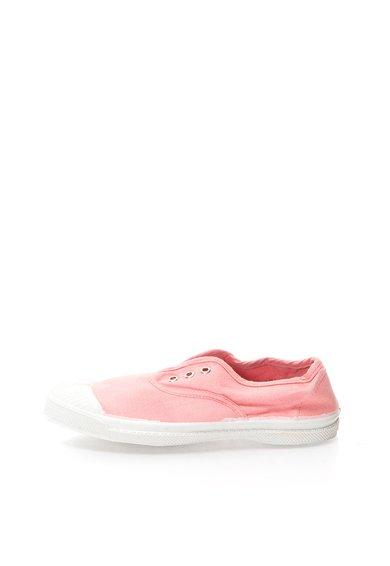 Bensimon Tenisi slip-on roz