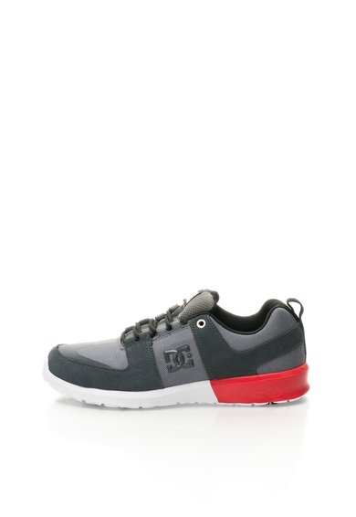 Pantofi skate gri Lynx Lite de la DC