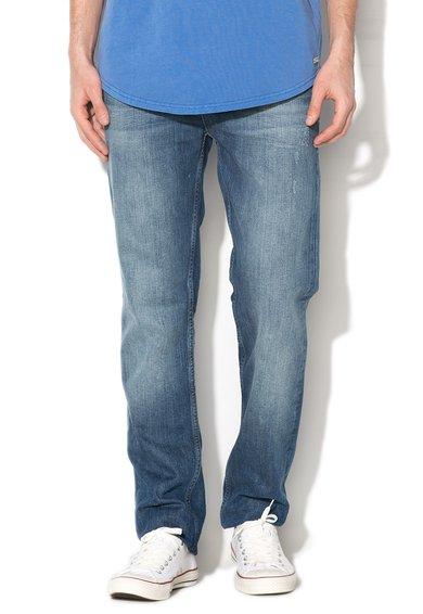 Bench Jeansi albastri conici Snare