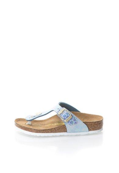 Papuci flip-flops cu irizatii Gizeh