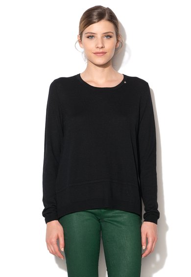 Bluza neagra Anja