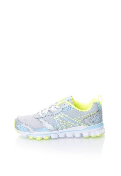Reebok Pantofi gri pentru alergare Hexaffect