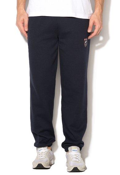 FashionDays.ro: Pantaloni sport bleumarin inchis Contrast Lotto