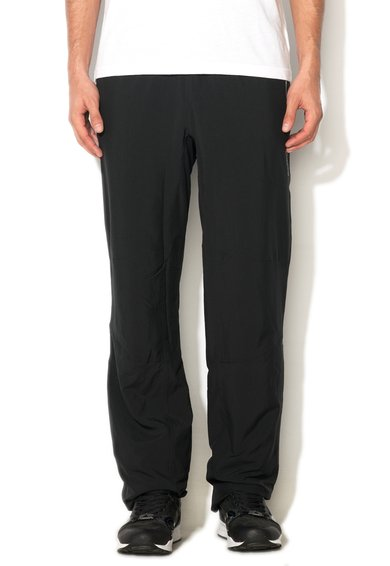Reebok Pantaloni sport negri slim fit pentru antrenament