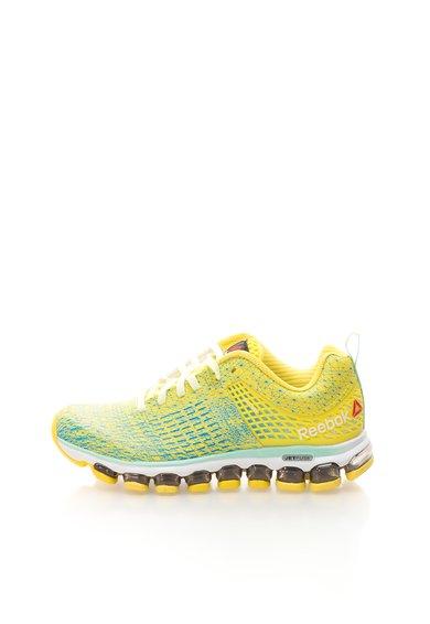 Pantofi galben cu albastru pentru alergare Reebok Zjet Run de la Reebok