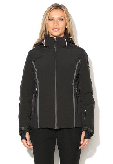 FashionDays.ro: Jacheta neagra pentru schi Couvee Napapijri