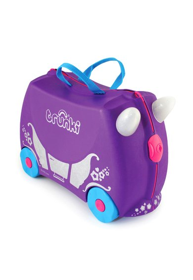 Trunki Geanta de voiaj ride-on violet Penelope