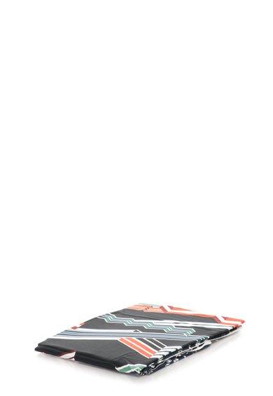 FashionDays.ro: Fata de perna multicolora cu model geometric Ribbons Kenzo Maison