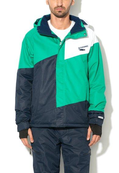 Jacheta multicolora pentru sporturi de iarna Limestone