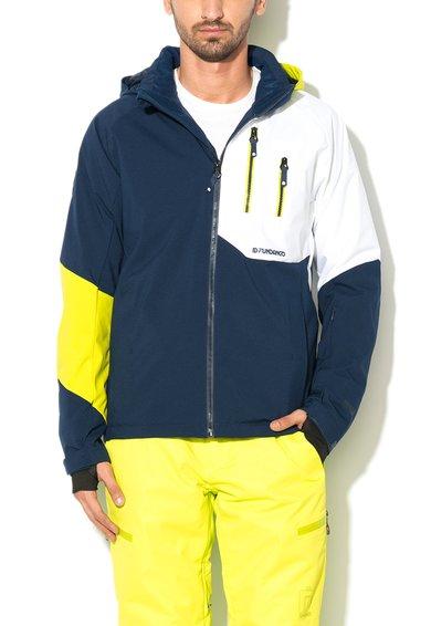 Jacheta multicolora pentru sporturi de iarna Dolomite de la Fundango