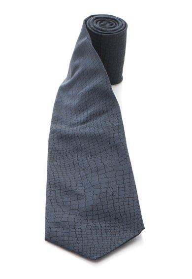 Cravata albastru inchis de matase