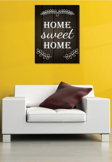 Tablou Home Sweet Home de la 4Decor