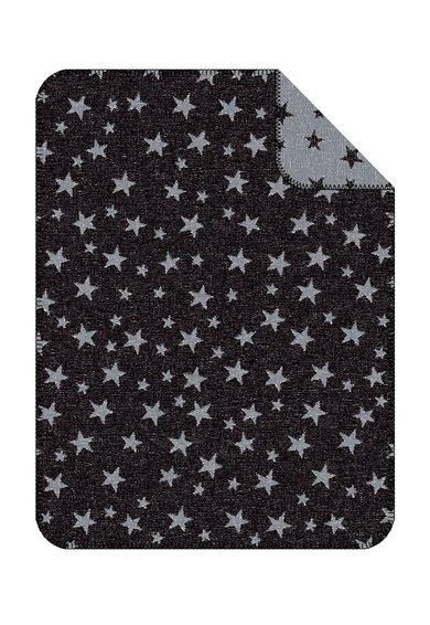 SOliver Patura negru cu gri cu model cu stele