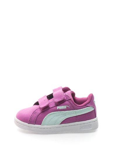 FashionDays.ro: Tenisi purpurii de panza Smash Puma