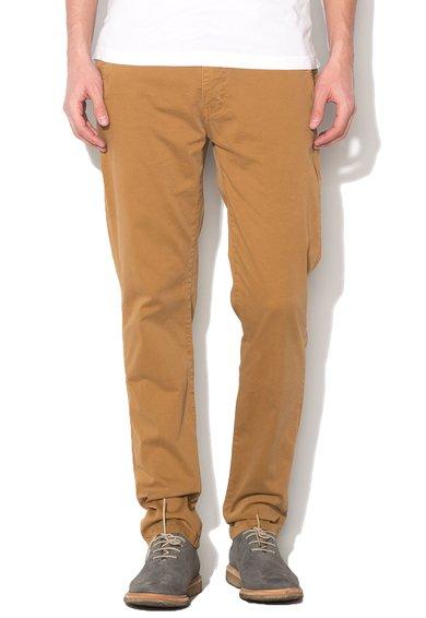 New Zealand Auckland Pantaloni conici maro nisip Napier