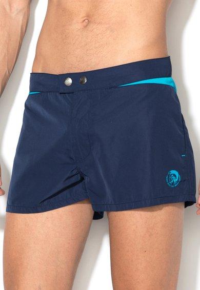 Diesel Pantaloni scurti de baie albastru inchis Sandy