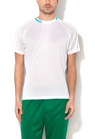 Tricou alb pentru alergare de la Puma